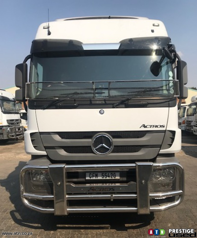 Assitport Used 2016 Mercedes Benz Actros 1844ls 36 4x2
